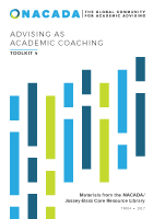Advising as Academic Coaching
